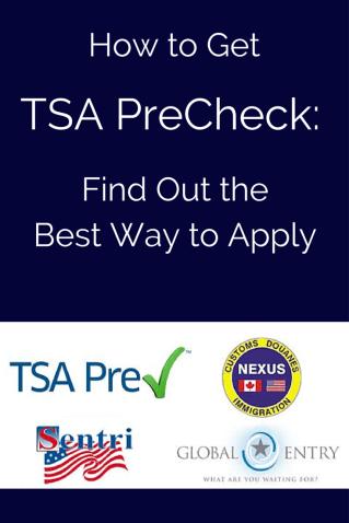 Global tsa precheck application