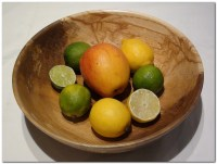 Large Wooden Bowls | Salad and Fruit Bowls | English Timbers