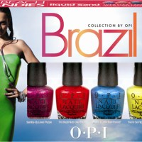 NAIL NEWS: OPI Launches Brazil Collection for Spring/Summer 2014