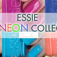 NAIL POLISH REVEALED: A CLOSER LOOK AT THE ESSIE NEON 2014 COLLECTION