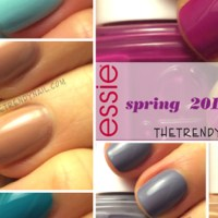 Swatches & Reviews: Essie Spring 2015 Collection