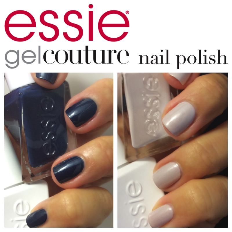 Essie Gelcouture: Looks like Gel & Applies Like Nail Polish