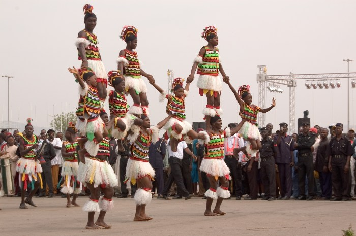 Nkpokiti Dance Group from Anambra state