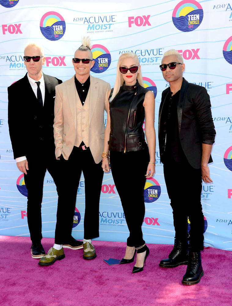 "No Doubt's long anticipated return with their sixth studio album 'Push and Shove' with Interscope records. The album includes the single ""Settle Down."""