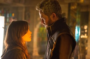 "MCT Campus Alan Markfield Ellen Page (left) and Shawn Ashmore (right) star in ""X-Men: Days of Future Past."" Page plays Kitty Pryde, also known as Shadowcat, a mutant who has the ability to send a person's consciousness back in time. The film premiered May 23."