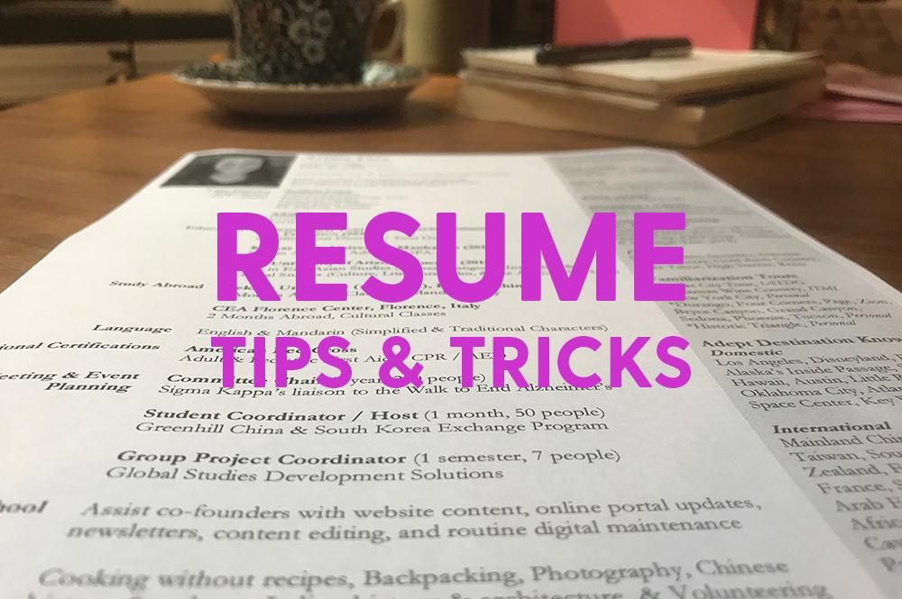 Tour Director Resume Tips  Tricks \u2013 TripSchool