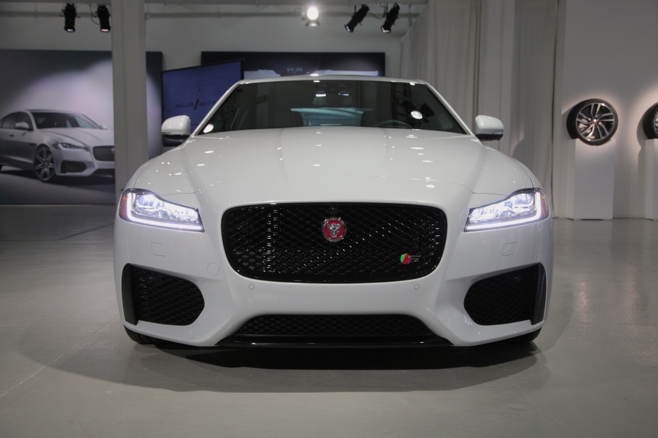 Jaguar Cars News New York 2015 2016 Jaguar Xf Arrives The Truth About Cars