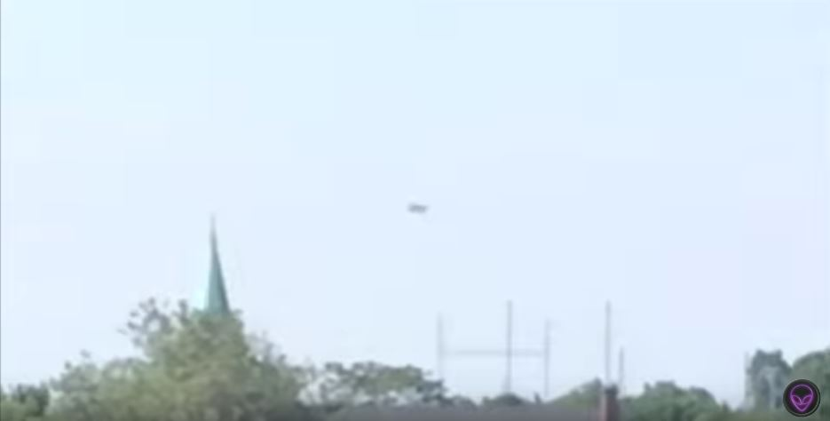 Ufo nei cieli di New York