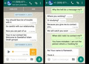 How to spy WhatsApp deleted messages with few efforts