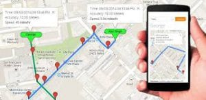 A Perfect Pathfinder to track GPS Location on iPhone