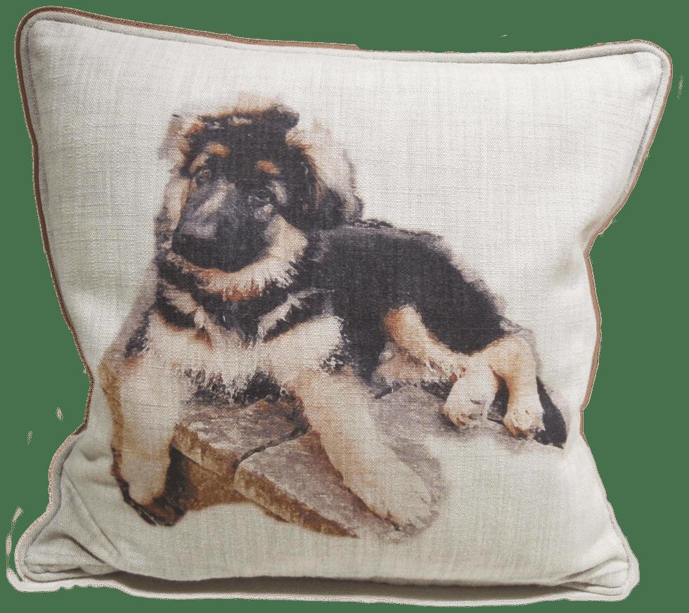 Linen Cushion 1