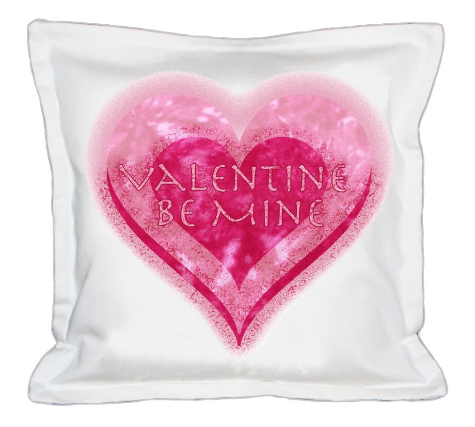 Valentine B mine Cushion