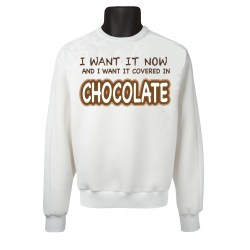 Want It Now Chocolate SS