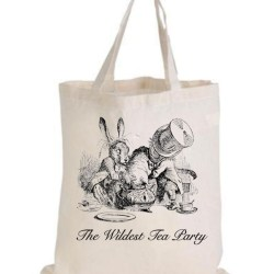 Wildest Tea Party Bag