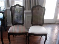 Dining Table: Reupholstering Dining Table Chairs