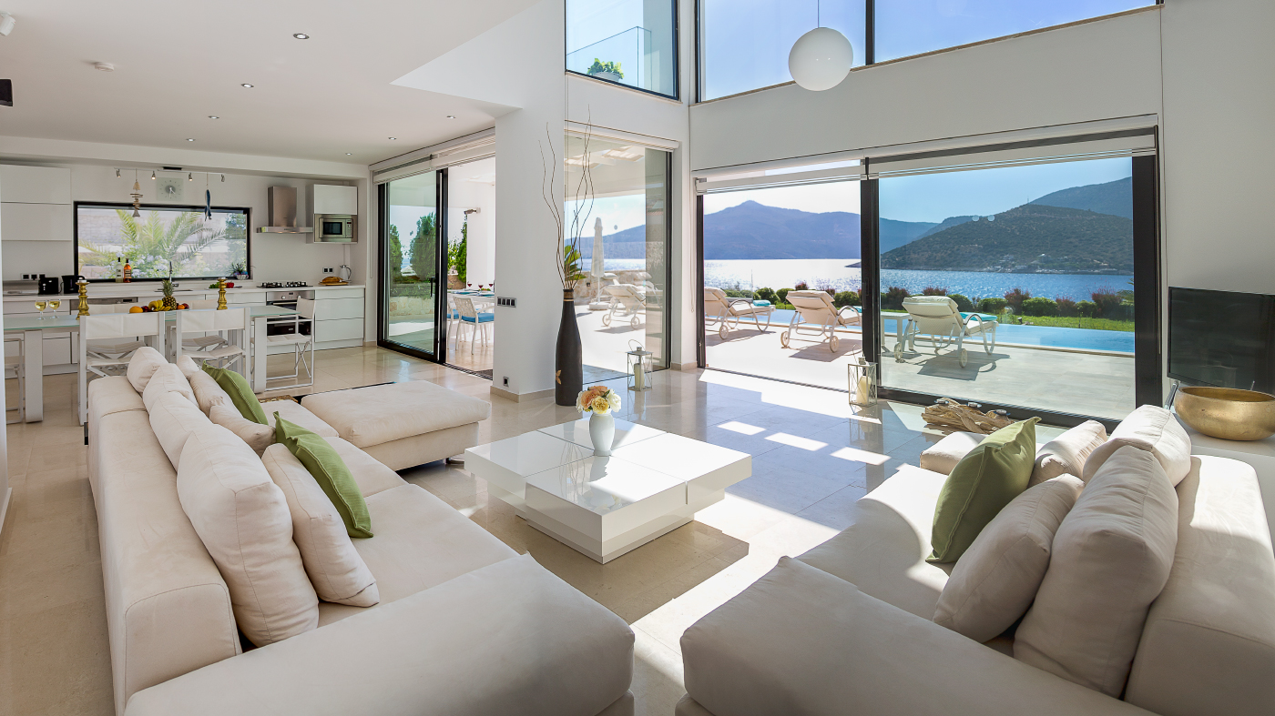 Holidays Villas Villas In Kalkan For Holiday Rental The Turquoise Collection