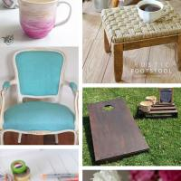6 Home Decor and DIY Projects + Work it Wednesday No. 99
