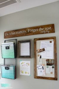 How to Make a DIY Magnetic Message Board