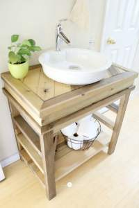 DIY Wood Projects (Work it Wednesday)  THE BLISSFUL BEE