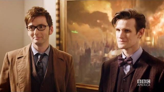 Parks And Recreation Wallpaper Quotes Doctor Who Review The Day Of The Doctor Home The Long