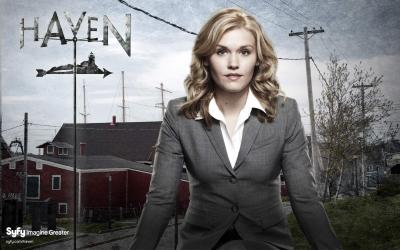HAVEN ends its 1st season of doppelgangers, shapeshifters and supernatural mysteries (2010 ...