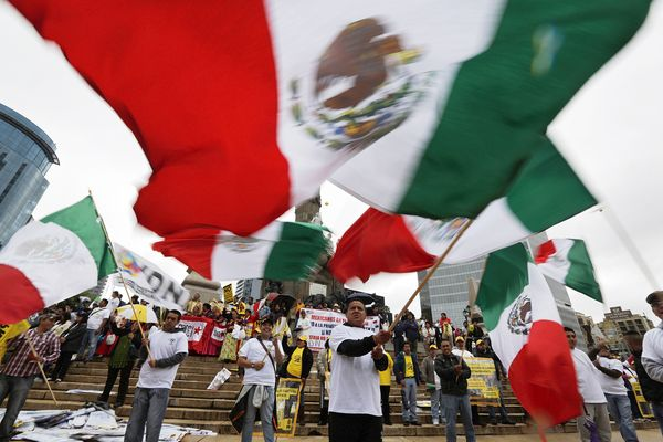 Mexico's Bid for Energy Reform Stirs Passion on Oil Patrimony