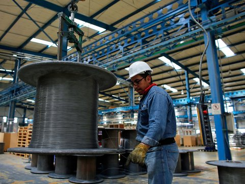 Mexico Becoming Manufacturing Powerhouse – Business Insider