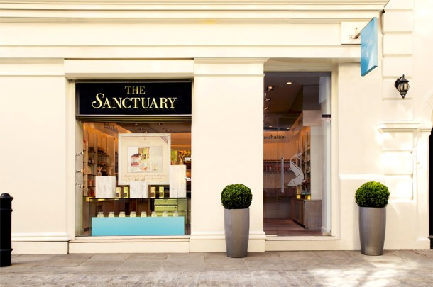 The Sanctuary Spa Covent Garden Review