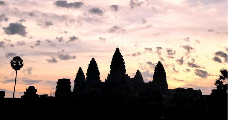 Discovering Angkor Wat, Cambodia