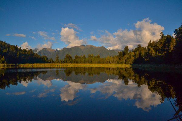 Lake Matheson c. Sarah Gibbons
