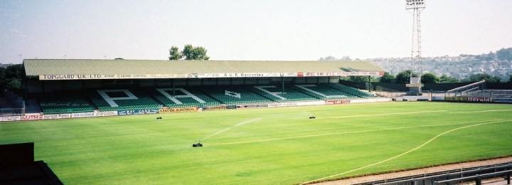 The Thursday Preview: Plymouth V Macclesfield (Fans Reunited 1)