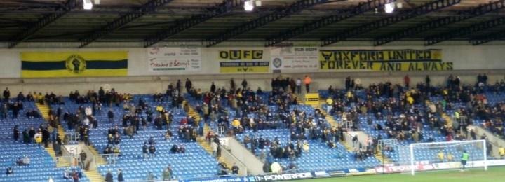 The Community Value of Football: Oxford United's Stadium Battle