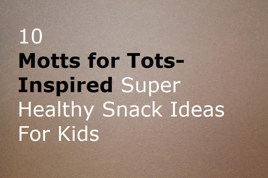 motts ideas