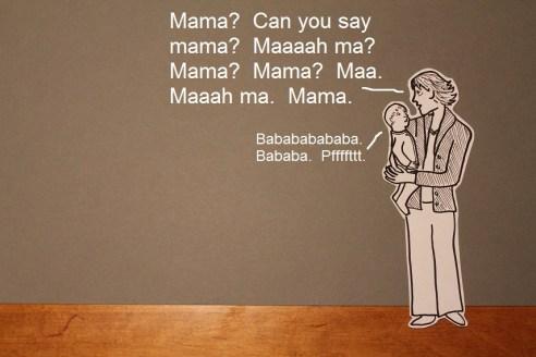 first word theuglyvolvo final mama