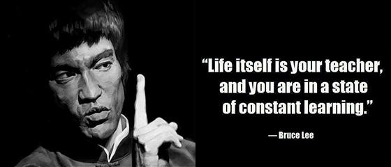 Denzel Washington Quote Wallpaper Bruce Lee S Profound Philosophy Of Life 7 Mind Shifting