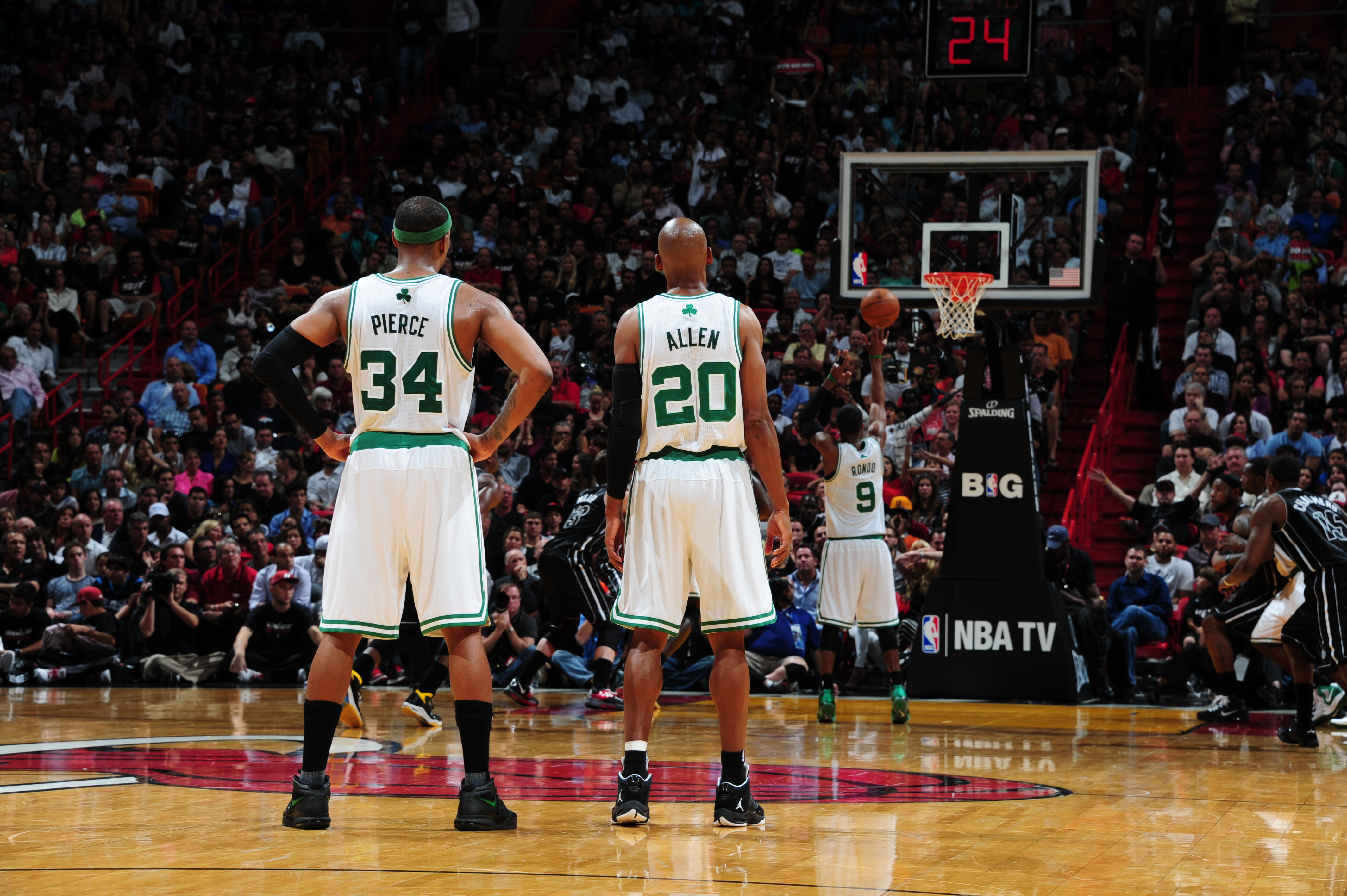 Ray Allen Was The Most Interesting Man In The Nba On And