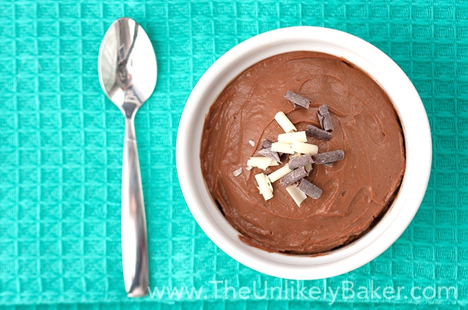 Mexican Chocolate Pudding