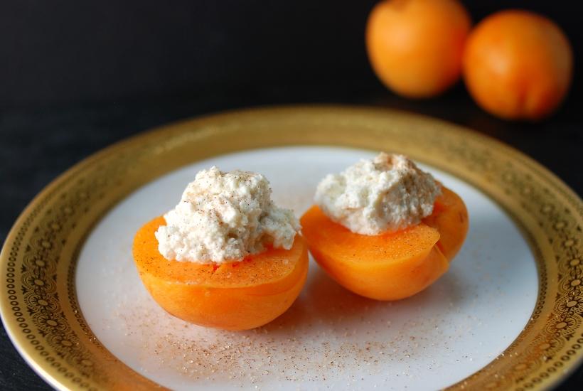 Stuffed Apricot