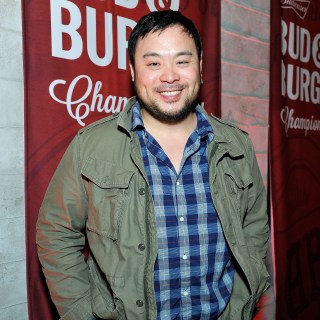 (Photo by John Sciulli/Getty Images for Budweiser) *** Local Caption *** David Chang