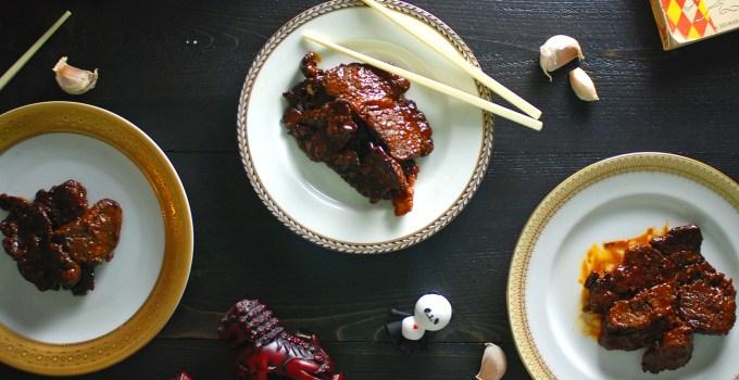 Gochujang Steaks
