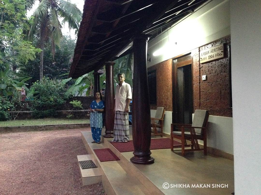 Beautiful Farmhouse In Kerala Amban Heritage Home A Great Place To Stay In Kannur