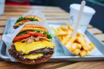 Shake Shack The Upper Echelon Best Fast Food Burgers