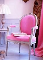 Pretty Pink Chair