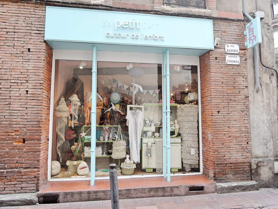 Petit Store Little Kids Store Le Petit Souk In Toulouse Recommended By The