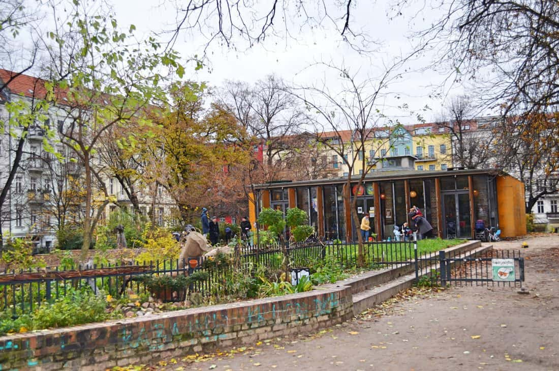Berlin Spielplatz Mit Cafe Indoor Playground And CafÈ Kiezkind In Berlin Recommended By The
