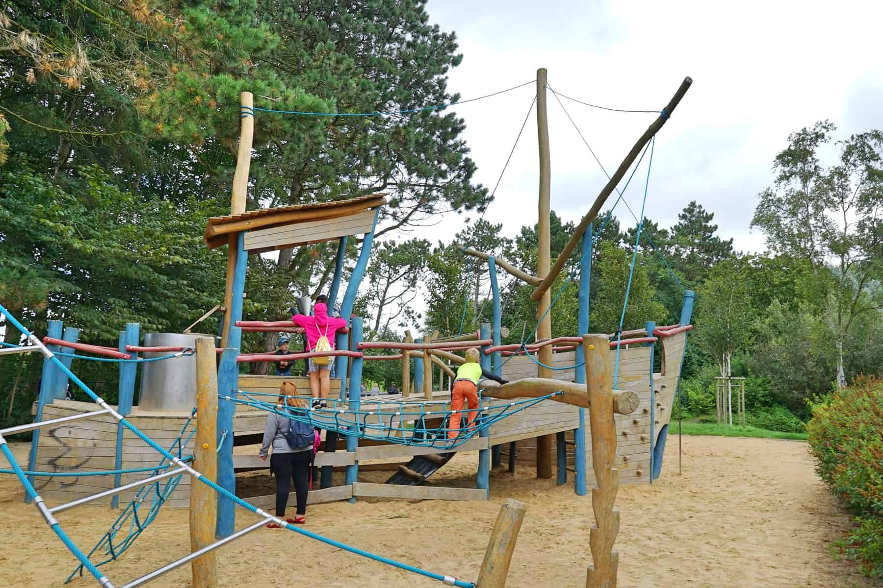 Outdoor Kinder Playground Cuxhaven Duhnen Cuxhaven With Kids Recommended By The