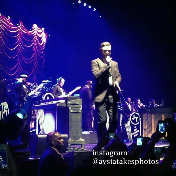 JT1 Edit copy MasterCard Presents: Justin Timberlake at The Roseland Ballroom