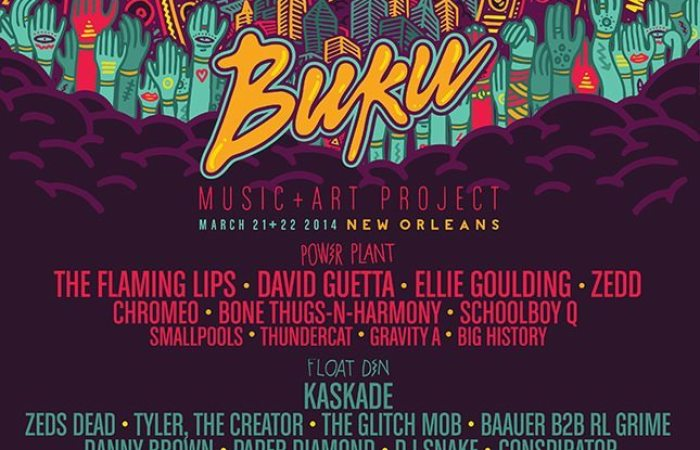 HYPEWORTHY: The BUKU Project's 2014 Lineup Has Been Announced!