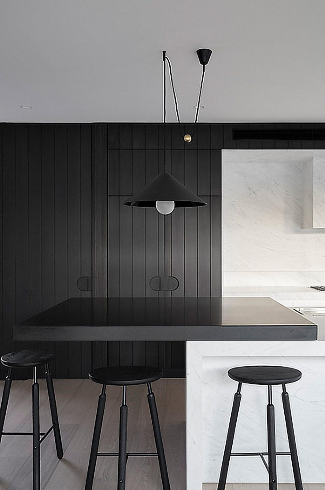 Minimalist Kitchen Design Pinterest 10 Minimalist Kitchens That Will Leave You Swooning