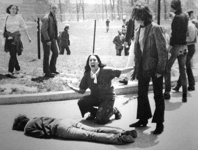 a history of kent state riot of may 1970 Find this pin and more on may 4, 1970 - may 14, 1970 - kent state & jackson state by terrie true naomi g, a fashion adventuress the kent state massacre - a video history of the events that ended that fateful day may 4, 1970 at kent state university in ohio with the taking of the lives of four unarmed students.
